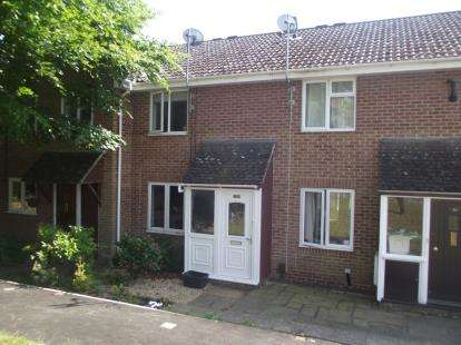 2 Bedrooms Terraced House for sale in Botley, Southampton, Hampshire