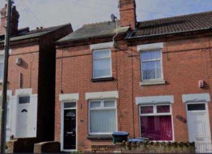 2 Bedrooms End Of Terrace House for sale in Augustus Road, Coventry, West Midlands