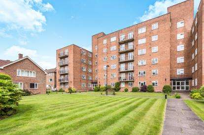 1 Bedroom Flat for sale in Griffin Court, West Drive, Birmingham, West Midlands
