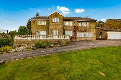 7 Bedrooms Detached House for sale in Keighley Road, Colne, Lancashire, BB8