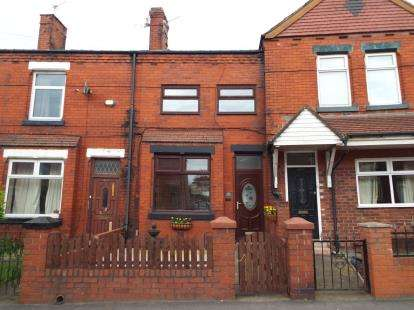 2 Bedrooms Terraced House for sale in Warrington Road, Wigan, Greater Manchester, WN2
