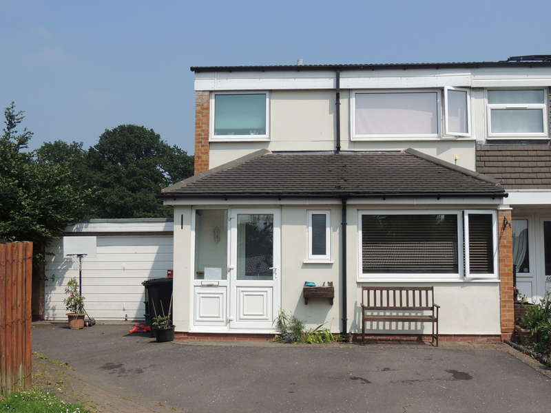 3 Bedrooms End Of Terrace House for sale in Wheeler Close, Chadwick End, Solihull