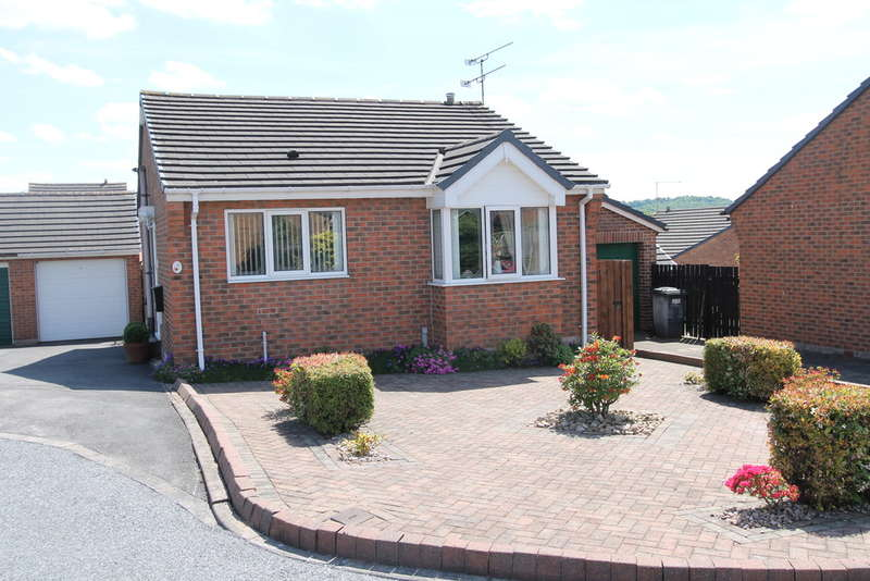 2 Bedrooms Detached Bungalow for sale in Hollin Croft, Dodworth, Barnsley, S75 3TF