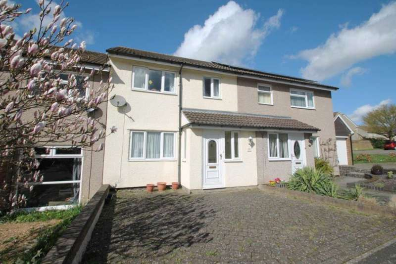 3 Bedrooms Terraced House for sale in 3 BED FAMILY HOME WITH GARAGE & OFF ROAD PARKING