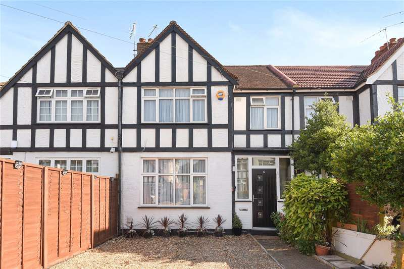 3 Bedrooms Terraced House for sale in Talbot Road, Harrow, Middlesex, HA3