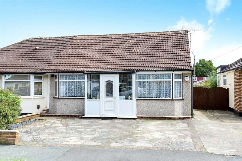 3 Bedrooms Semi Detached House for sale in St. Georges Drive, Watford, WD19