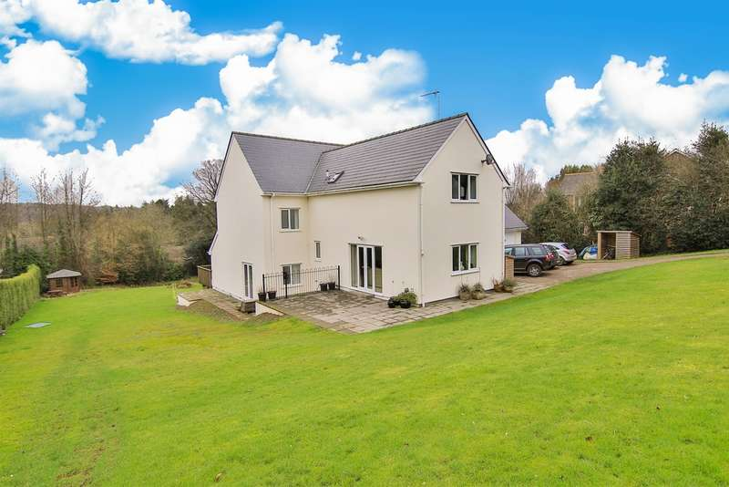 6 Bedrooms Detached House for sale in The Narth, Monmouth