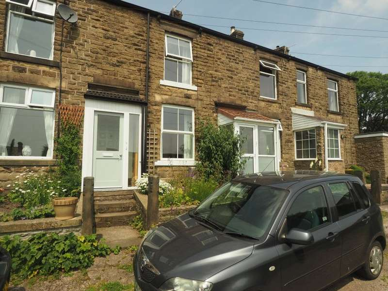2 Bedrooms Terraced House for sale in Knoll Street, New Mills, High Peak, Derbyshire, SK22 3DW
