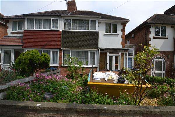 3 Bedrooms Semi Detached House for sale in Atlantic Road, Great Barr, Birmingham