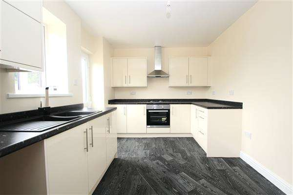 2 Bedrooms End Of Terrace House for sale in Smeaton Road, Upton