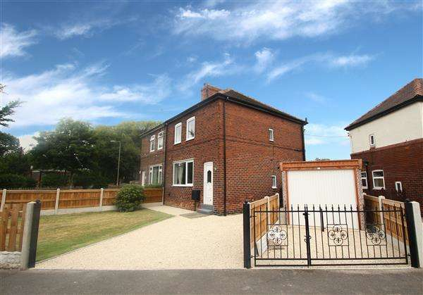 3 Bedrooms Semi Detached House for sale in New Lane Crescent, Upton
