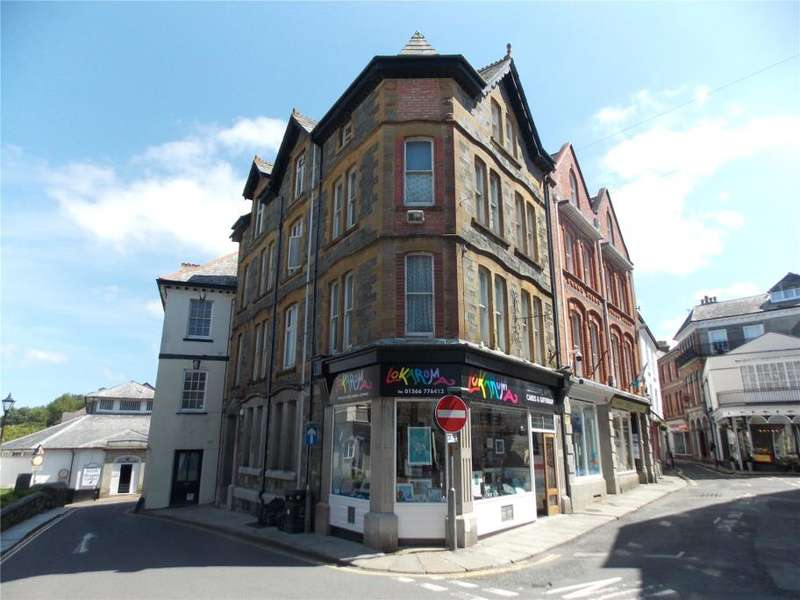 1 Bedroom Flat for sale in Church Street, Launceston, Cornwall