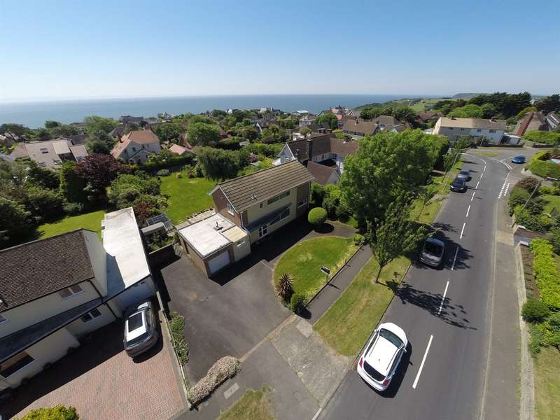 3 Bedrooms Detached House for sale in Cambridge Road, Langland, Swansea