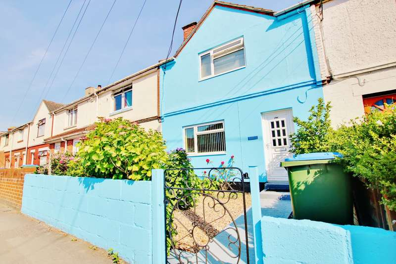 3 Bedrooms Terraced House for sale in Ludlow Road, Itchen