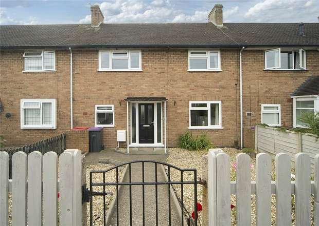 3 Bedrooms Terraced House for sale in Meadow Road, NEWPORT, Shropshire