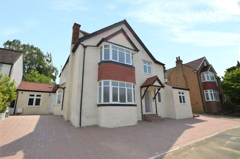 2 Bedrooms Apartment Flat for sale in Reddown Road, Coulsdon