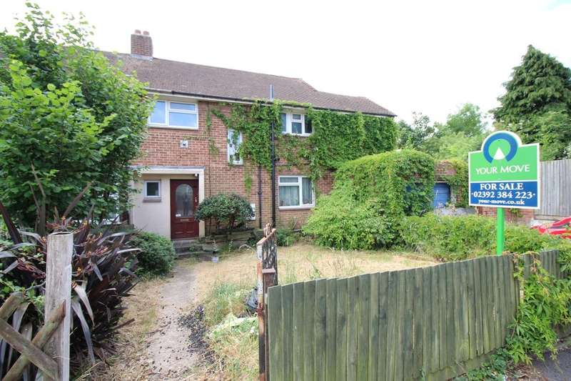 4 Bedrooms Semi Detached House for sale in Huntley Close, Portsmouth, PO6
