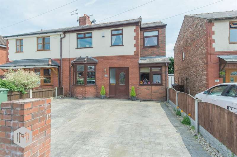 4 Bedrooms Semi Detached House for sale in Park Road, Hindley, Wigan, Lancashire