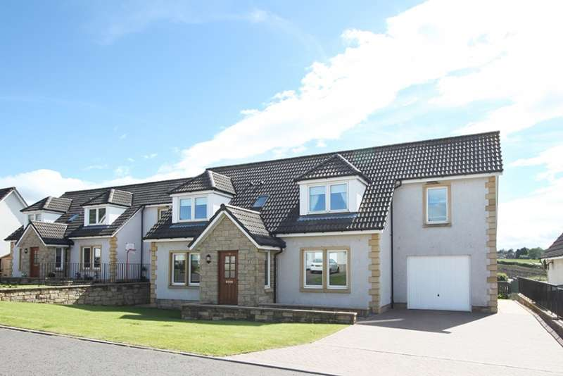 5 Bedrooms Detached House for sale in Bains Brae, Star of Markinch, Glenrothes, Fife, KY7 6BT