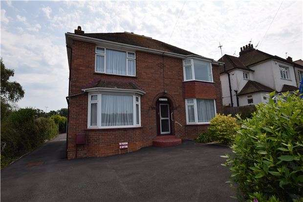 2 Bedrooms Flat for sale in Holliers Hill, BEXHILL-ON-SEA, East Sussex, TN40 2DU