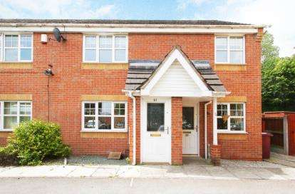2 Bedrooms Flat for sale in Worcester Close, Clay Cross, Chesterfield, Derbyshire