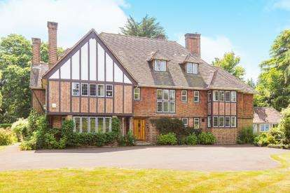 8 Bedrooms Detached House for sale in Chilworth, Southampton, Hampshire