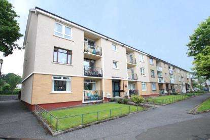 2 Bedrooms Flat for sale in Northland Drive, Jordanhill, Glasgow