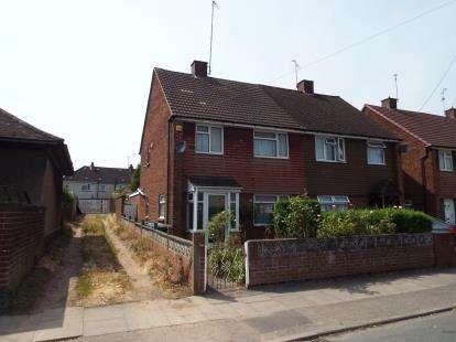 3 Bedrooms Semi Detached House for sale in Treherne Road, Radford, Coventry
