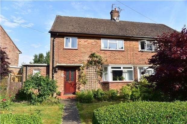 3 Bedrooms Semi Detached House for sale in Speldhurst Road, Southborough. TN4 0JD