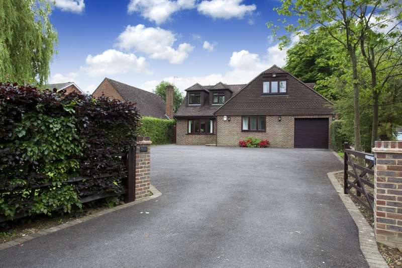 5 Bedrooms Detached House for sale in Billingshurst Road, Broadbridge Heath