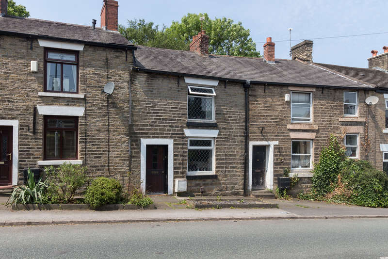 3 Bedrooms Cottage House for sale in Compstall Road, Marple Bridge