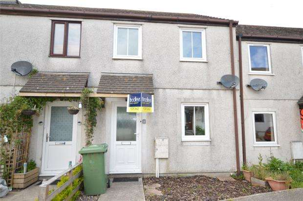 3 Bedrooms Terraced House for sale in Pools Court, Hayle, Cornwall