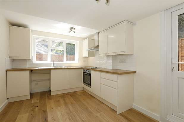 1 Bedroom Flat for sale in Lansdowne Hill, West Norwood