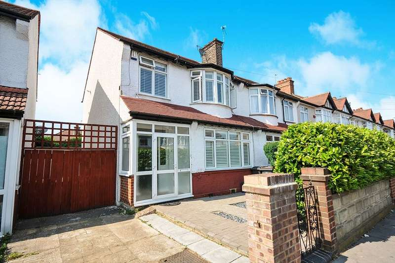 3 Bedrooms Semi Detached House for sale in Foxley Road, Thornton Heath, CR7