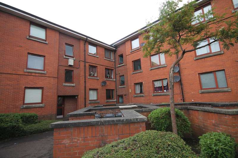 1 Bedroom Flat for sale in Kirkwood St, Coatbridge