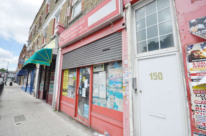 Commercial Property for sale in Manor Park Road, London, NW10