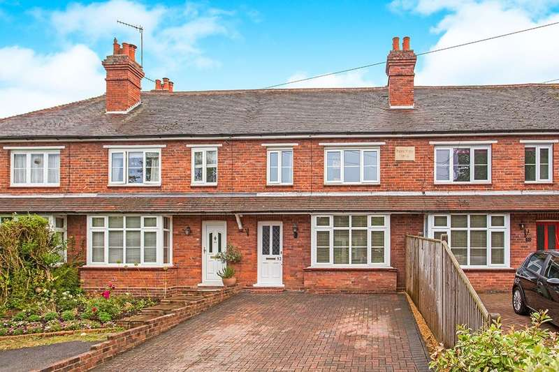 3 Bedrooms Property for sale in Lower Green Road, Pembury, Tunbridge Wells, TN2