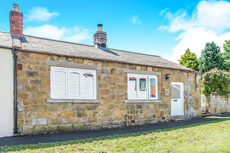 2 Bedrooms Semi Detached Bungalow for sale in West Street, Belford, NE70