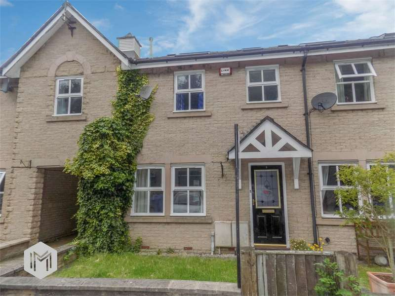 4 Bedrooms End Of Terrace House for sale in Parke Mews, Withnell, Chorley, Lancashire