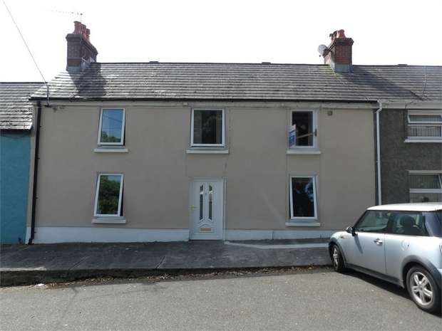 2 Bedrooms Terraced House for sale in Church Terrace, Monkton, Pembroke