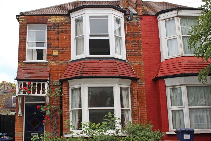 3 Bedrooms End Of Terrace House for sale in Beresford Road, East Finchley, London