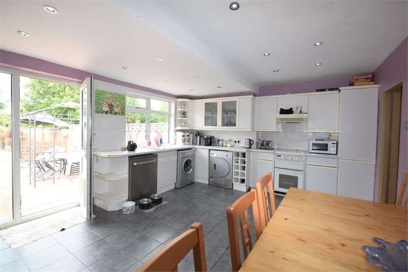 3 Bedrooms End Of Terrace House for sale in Aurelia Road, Croydon, Surrey