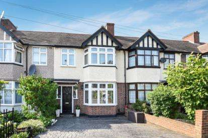 3 Bedrooms Terraced House for sale in Greenway, Chislehurst