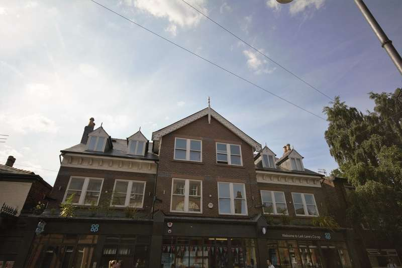 2 Bedrooms Flat for sale in Lark Lane, Liverpool L17