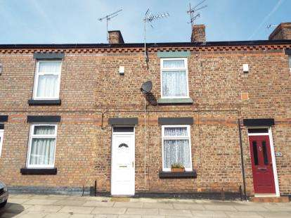 2 Bedrooms Terraced House for sale in Wharfedale Street, Liverpool, Merseyside, L19