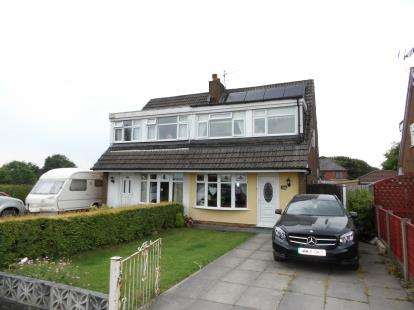 3 Bedrooms Bungalow for sale in Duchy Avenue, Over Hulton, Bolton, Greater Manchester, BL5