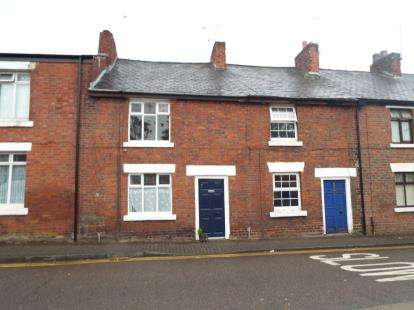 2 Bedrooms Terraced House for sale in Church Road, Leyland, PR25