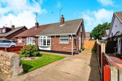 2 Bedrooms Bungalow for sale in Park Hall Road, Mansfield Woodhouse, Mansfield, Nottinghamshire