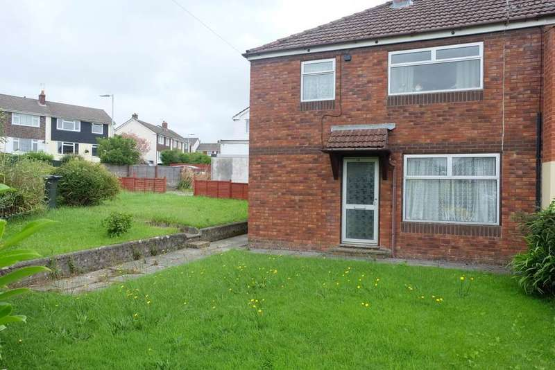 3 Bedrooms Semi Detached House for sale in Greenbank Road, Barnstaple