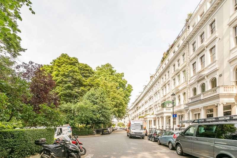 4 Bedrooms Flat for sale in Cornwall Gardens, Kensington, SW7